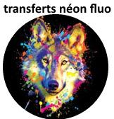 transferts artbrands néon fluo