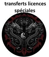 transferts artbrands licences spéciales
